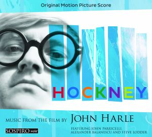 cover image for Hockney