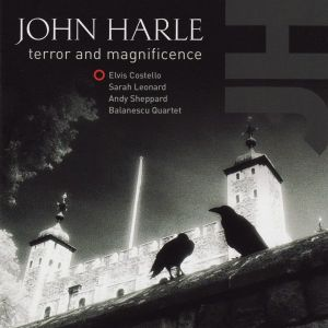 cover image for Terror & Magnificence